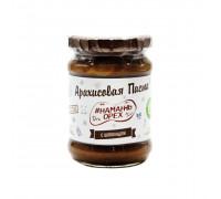 Арахисовая паста 250г Намажь Орех - Темный шоколад