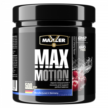 Max Motion 500г банка Maxler