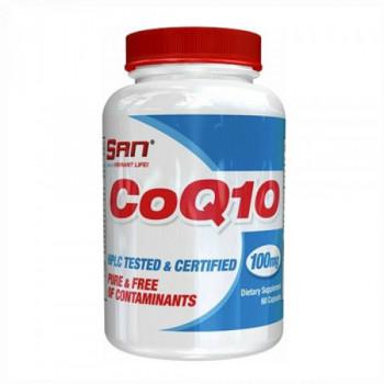 CoQ10 60caps SAN