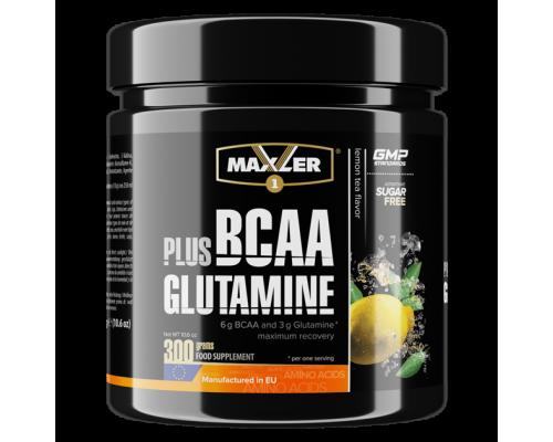 BCAA + Glutamine 300г Maxler
