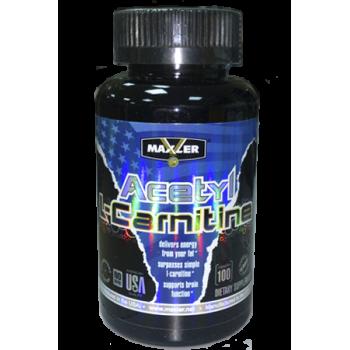 Acetyl L-Carnitine 100 caps Maxler