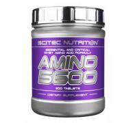 Amino 5600 200tab Scitec