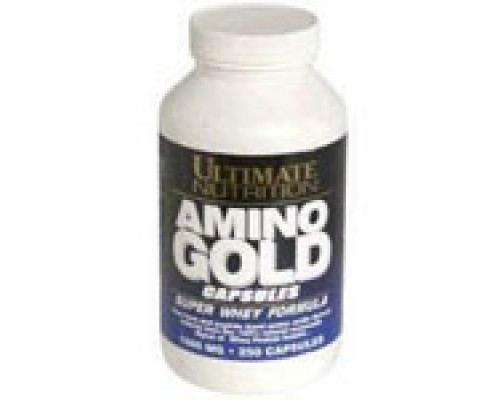 Amino gold caps/1000мг 250капс Ultimate