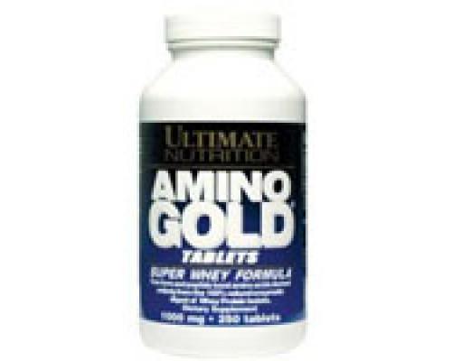 Amino gold formula/1000мг 250таб Ultimate