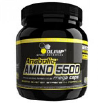 Anabolic Amino 5500 400 капс Olimp