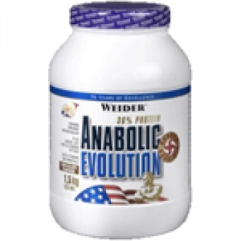 Anabolic Evolution банка 1,5 кг  Weider