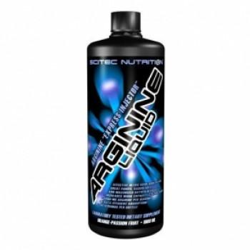 Arginine liquid 1000мл Scitec