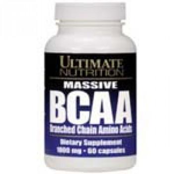 BCAA 1000mg 60кап Ultimate