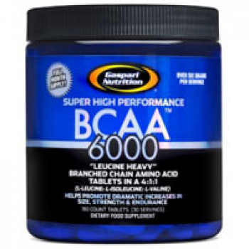 BCAA 6000 180t Gaspari