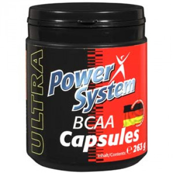 BCAA Сaps 360 капсул Power System