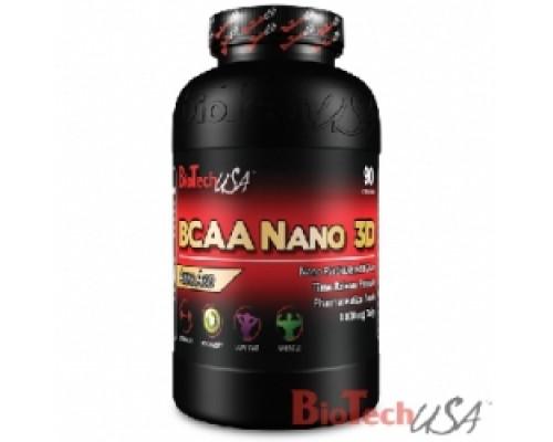 BCAA Nano 3D 90 капс Biotech