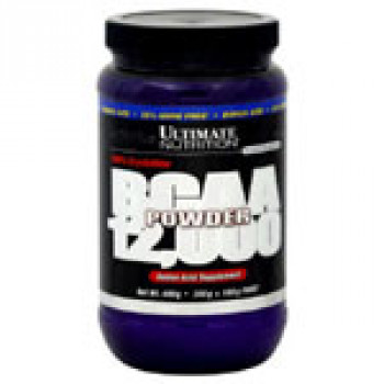 BCAA Powder 400г Ultimate