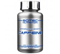 Caffeine 100 капсул Scitec