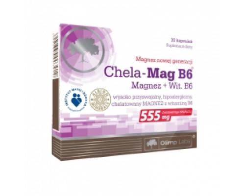 Chela-Mag B6 30caps Olimp
