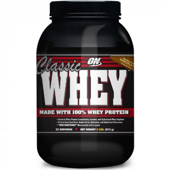 Classic Whey protein 908г  ON