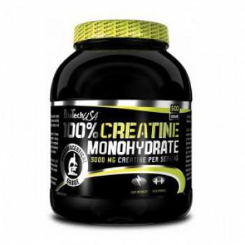 Creatine Monohydrate 500 g банка BioTech