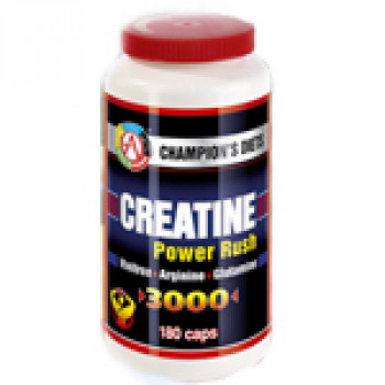 Creatine Power Rush 3000 300 капс Академия-Т