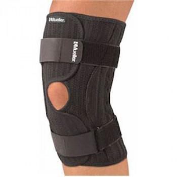 4540 Фиксатор колена эластичный