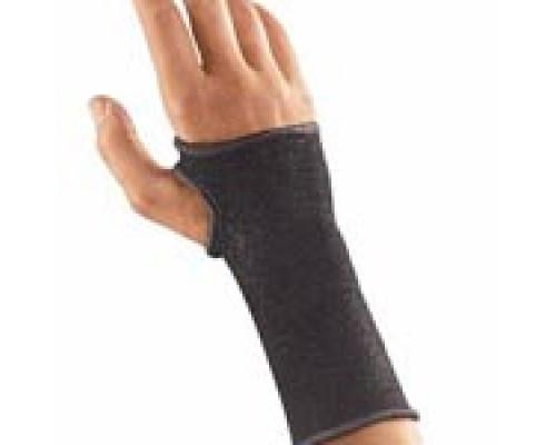 405 Фиксатор запястья, эластик Elastic Wrist Support, черный