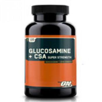 Glucosamine + CSA 120таб ON