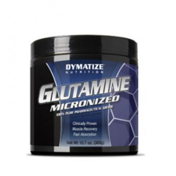 Glutamine 300гр Dymatize