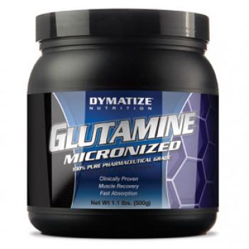 Glutamine 500гр Dymatize