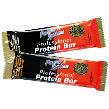 High protein bar, 70 гр Power System