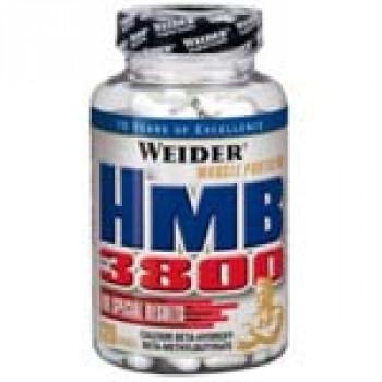 HMB 3800 120 капс. Weider