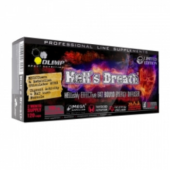 Hells Breath Mega Caps 120капс Olimp
