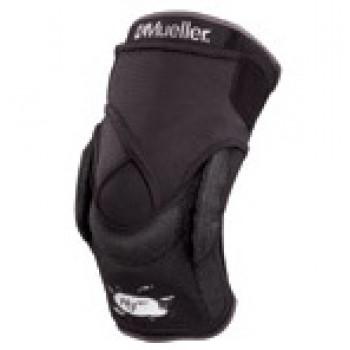 54521-54524 Шарнирный бандаж на колено Hg 80 Euro Hinged Knee Brace w/Kevlar