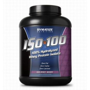ISO-100 No Carb 2275гр Dymatize