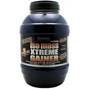 ISO Mass Xtreme Gainer 10.11 lb Ultimate