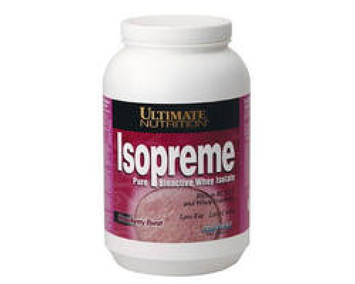 Isopreme 2lb Ultimate
