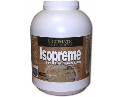 Isopreme 5lb UltimateT