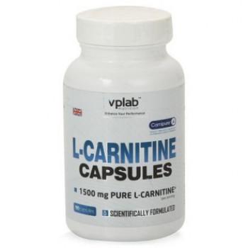 L-carnitine 90caps Vplab