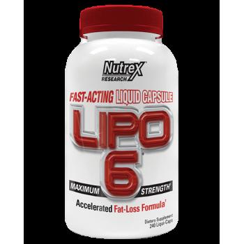 LIPO-6 240 caps Nutrex