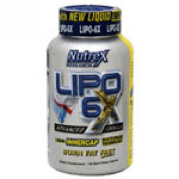 LIPO-6X 240 caps Nutrex