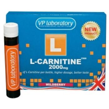 L-Carnitine 2000mg liquid 7 амп Vplab