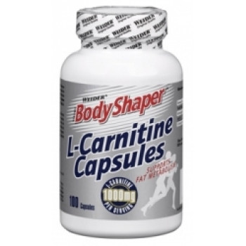 L-Carnitine 100 капс. Weider
