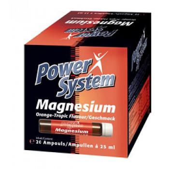 Magnesium 20*25 мл Power System - 1 амп