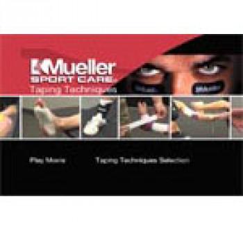 200831 DVD диск Mueller Техника тейпирования