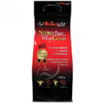 Nitro Pure Whey Gold 2200г пакет BioTech