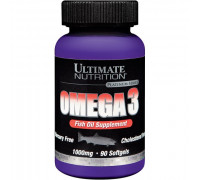 Omega 3 Softgels 90caps  Ultimate