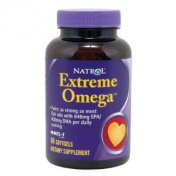 Omega-3 Extreme 60caps Natrol