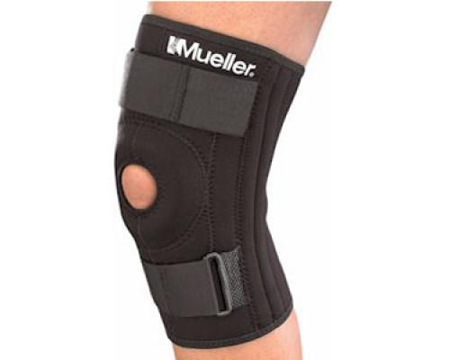 2313 Стабилизатор для коленной чашечки, черный, (Patella Stabilizer Knee Brace)