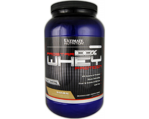 Prostar whey 2lb Ultimate
