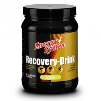 Recovery drink 672г Energy System