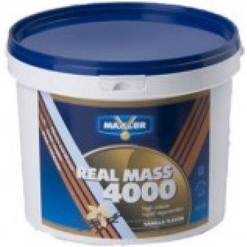 Real mass 4000 3кг Maxler