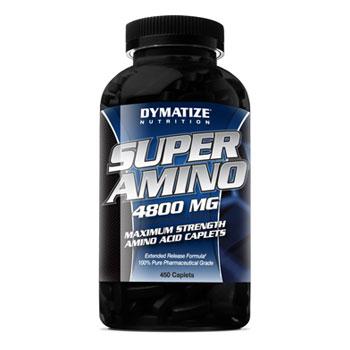 SUPER AMINO 4800 500таб Dymatize