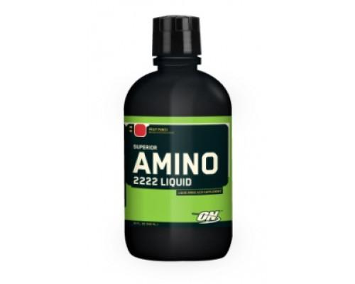 Amino 2222 liquid 454 мл ON